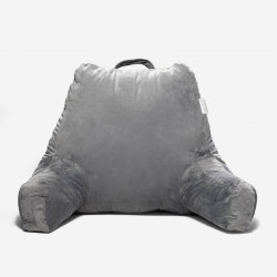 Bed Rest Pillow - Dark Grey