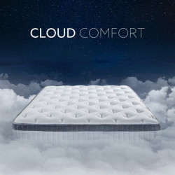 Cloud Comfort Mattress - Double