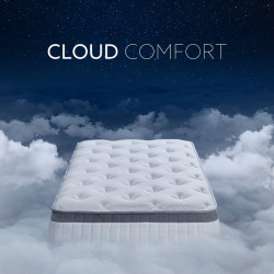 Cloud Comfort Mattress - Three Quarter