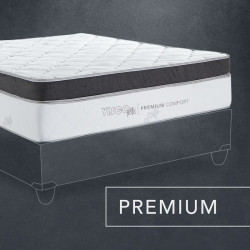 Premium Comfort Mattress - Queen Extra Length