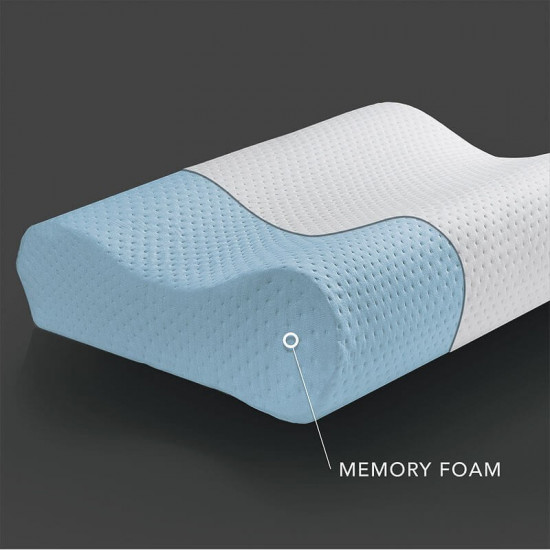 Contour - Memory Foam Pillow